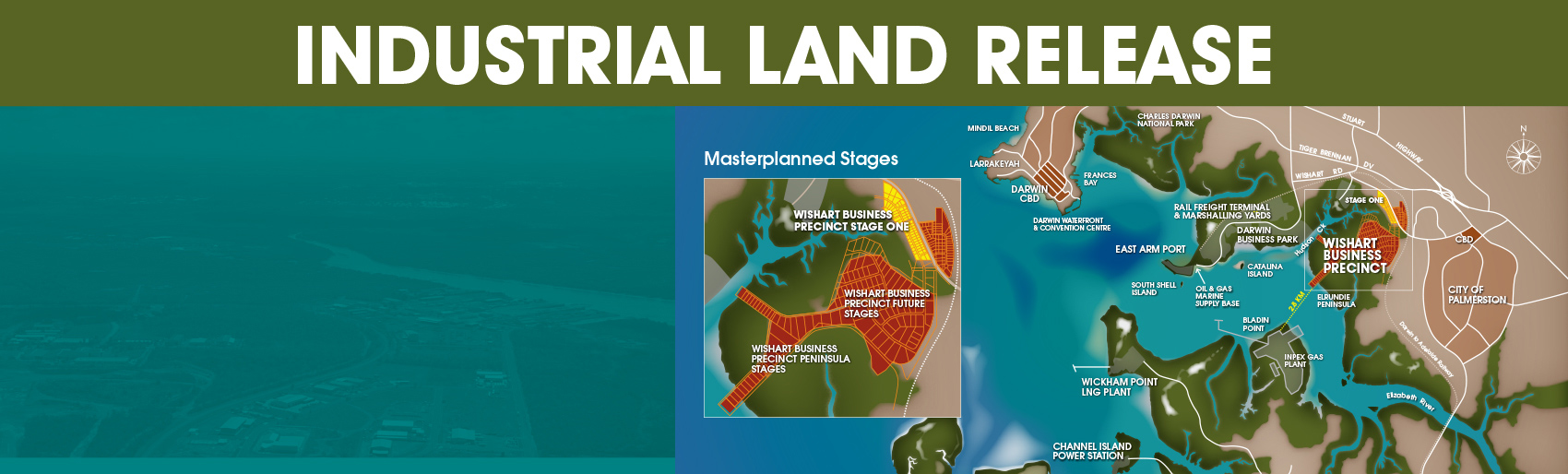 Freehold Industrial Land Release