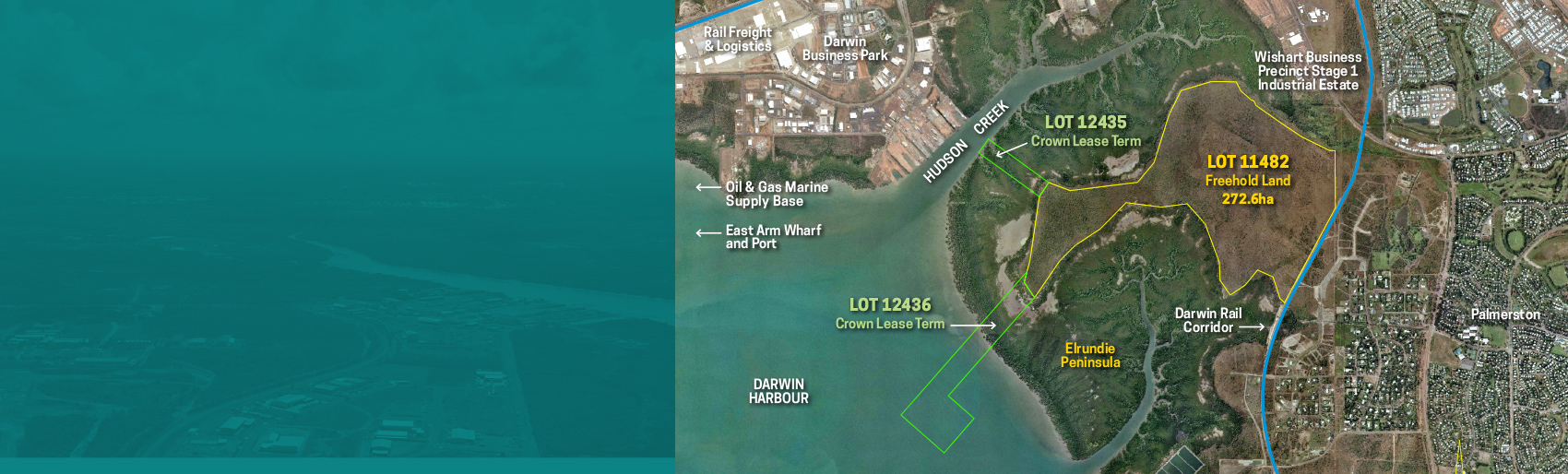 Lot 11482 Elrundie Peninsula
